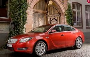 2011 General Motors Buick Regal